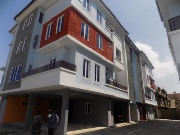Brand New Very Spacious 3 Bedroom Flat with Bq , Serviced with Standby 150 Kva Generator Plant, Oral Estate, Lekki Expressway, Lekki, Lagos, Flat for Rent