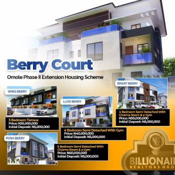 Lands, Omole Phase 2,extension, Gra, Magodo, Lagos, Residential Land for Sale