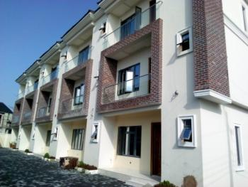 Brand New 4 Bedroom Duplex with 24-hour Power Supply & Swimming Pool, Lekki Phase 1, Lekki, Lagos, Terraced Duplex for Sale