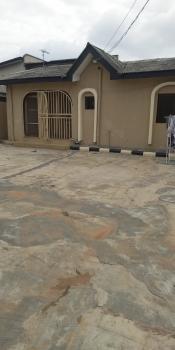 Well Maintained 3 Bedroom Set Back, Baruwa Gate, Ipaja, Egbeda, Alimosho, Lagos, Detached Bungalow for Sale