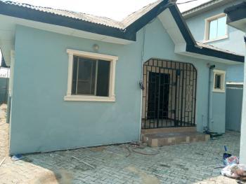 2bedroom Bungalow Alone in a Compound for Rent, Sangotedo, Sangotedo, Ajah, Lagos, Detached Bungalow for Rent