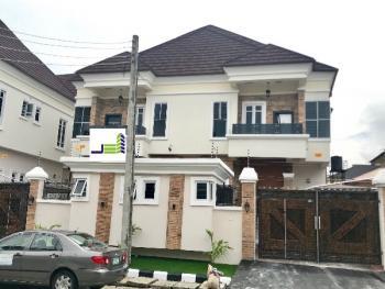 Lovely New 4 Bedroom Semi Detached House with Bq, Ikota Villa Estate, Lekki, Lagos, Semi-detached Duplex for Rent