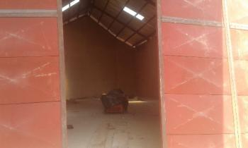 400sq Meters Warehouse, Ilupeju Estate, Ilupeju, Lagos, Warehouse for Rent