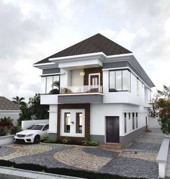 Brand New 4 Bedroom Duplex, Graceland Estate, Ajah, Lagos, House for Sale
