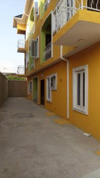 Lovely Newly Built Miniflat for Rent with 2 Toilets & Balconies, Off Yabatech Road, Yaba., Yaba, Lagos, Mini Flat for Rent