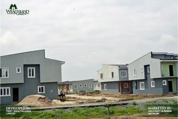 Wealthland Green Estate, Oribanwa, Lekki-ajah, Lagos, Sangotedo, Ajah, Lagos, Terraced Duplex for Sale