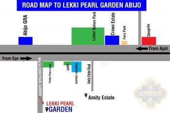 Invest in Pearl Garden Abijo Ajah, Ajah, Lagos, Mixed-use Land for Sale