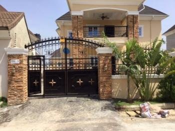 5 Bedroom and Bq, with Jacuzzi Cctv, Man Global Estate, Gwarinpa Estate, Gwarinpa, Abuja, Detached Bungalow for Sale