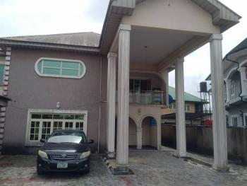 Spectacular and Glamorous Detached 5 Bedroom Duplex, Ogunu, Warri, Delta, Detached Duplex for Sale