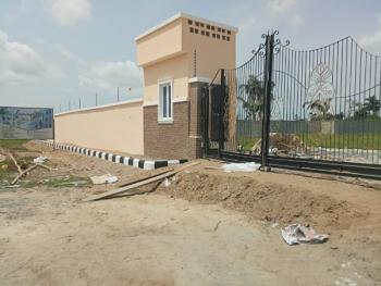 Estate Land with C of O in Sangotedo Behind Shoprite, in The Neighbourhood of Novare Mall Sangotedo, Sangotedo, Ajah, Lagos, Residential Land for Sale