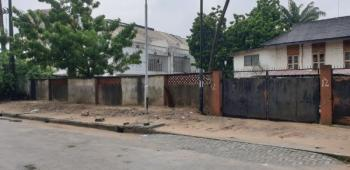 Old Detached House on Plot Measuring 2,552 Square Meters, Old Ikoyi, Ikoyi, Lagos, Residential Land for Sale