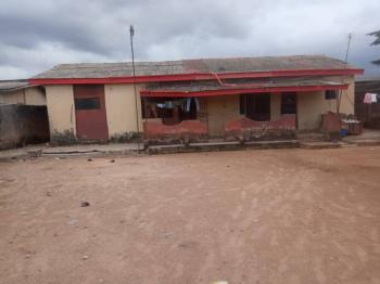 4 Nos of 2 Bedroom Flat with a Mini  Flat and a Shop on 1 and Half Plot of Land, Ikola Command, Ipaja, Lagos, House for Sale