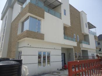 Brand New 5 Bedroom Semi Detached Duplex with Bq and Excellent, Orchid Way, Lafiaji, Lekki, Lagos, Semi-detached Duplex for Sale