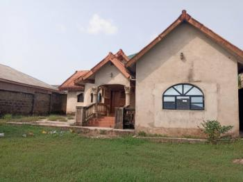 Decent Setback  of 4 Bedroom Flat on Almost 2 Plot of Land at Amule Ipaja, Ashipa Road Amule, Ipaja, Lagos, House for Sale