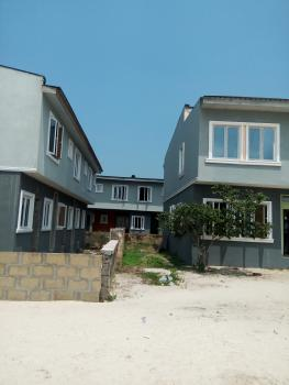 Beautiful 4 Bedroom Terrace Duplex in a Lovely Estate, Oribanwa, Ibeju Lekki, Lagos, Terraced Duplex for Sale