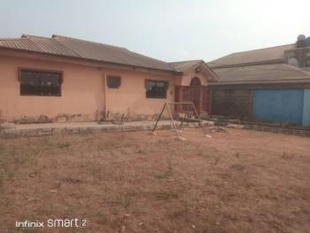 Vacant 4 Bedroom Flat Bungalow, Peace Estate Baruwa, Ipaja, Lagos, Flat for Sale