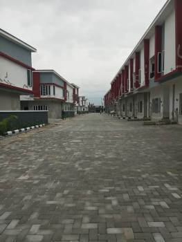 Exotically Finished 4 Bedroom Duplex with 24 Hours Power Supply, Ikota Villa Area After Chevron, Ikota Villa Estate, Lekki, Lagos, Semi-detached Duplex for Sale