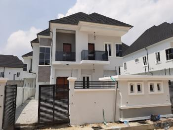 Brand New Luxuriously Finished 4 Bedroom Detached House with B/q at Tulip Heaven Estate By Chevron Alternative Road, Chevron Alternative Road, Lekki, Lagos, Detached Duplex for Sale