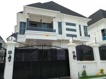 Luxury 4 Bedroom Detached Duplex with a Room Bq, Osapa, Lekki, Lagos, Detached Duplex for Sale