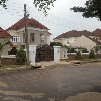 4 Bedroom Duplex with 3 Bedroom Flat Behind + Swimming Pool, Gwarinpa, Abuja, Detached Duplex for Sale