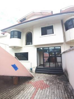 a  4 Bedroom Semi Detached Duplex, Osborne, Ikoyi, Lagos, Office Space for Rent