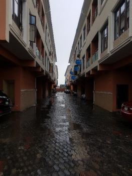 4 Bedroom Terrace, Kusenla Road, Ikate Elegushi, Lekki, Lagos, House for Rent