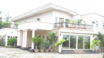 8 Bedrooms. All Rooms Ensuite with 3 Living Room, Oduduwa Crescent, Ikeja Gra, Ikeja, Lagos, Detached Duplex for Rent