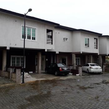 a Newly Finished 4 Bedroom Terrace Duplex All Rooms Ensuite, Road 20, Lekki Gardens Estate, Ajah, Lagos, Terraced Duplex for Rent