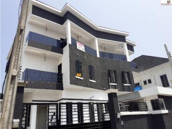 New  4 Bedroom Luxury Semi Detached Duplex Self Serviced, Idado, Lekki, Lagos, Semi-detached Duplex for Sale