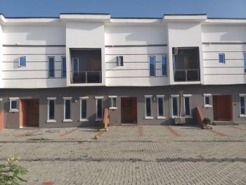 3 Bedroom Terrace Duplex House, 2nd Toll Gate By Chevron, Lekki Phase 2, Lekki, Lagos, Terraced Duplex for Sale