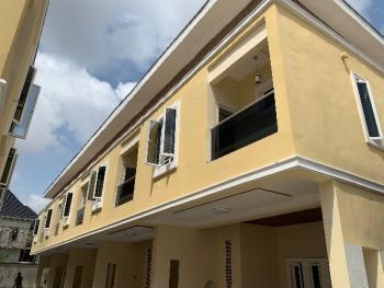 4 Bedroom Terraced Detached Duplex at Tulip Heaven Estate By Chevron Alternative Road, Chevron Alternative Road, Lekki, Lagos, Terraced Duplex for Sale