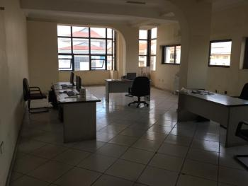an Open Plan Office Space, Along Allen and Off Allen Toyin, Ikeja, Lagos, Office Space for Rent