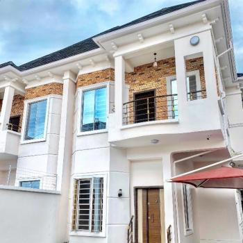 Perfect Aesthetic 4 Bedroom Semi Detached Duplex with a Bq, Orchid Hotel Road, Chevy View Estate, Lekki, Lagos, Semi-detached Duplex for Sale