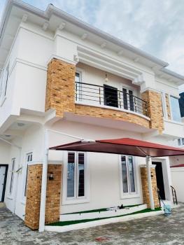 Grandeur 5 Bedroom Detached Duplex with a Bq, Orchid Hotel Road, Chevy View Estate, Lekki, Lagos, Detached Duplex for Rent