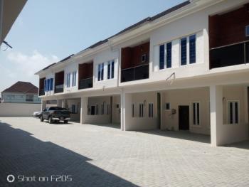 Luxury 4 Bedroom Terrace Duplex, Lafiaji, Lekki, Lagos, Terraced Duplex for Rent
