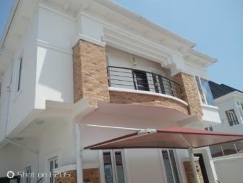 Luxury 4 Bedroom Terrace, Lafiaji, Lekki, Lagos, Terraced Duplex for Rent