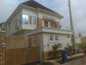 Spacious 4 Bedroom Duplex with Bq, Chevron Alternative Drive, Lekki Phase 2, Lekki, Lagos, Detached Duplex for Rent