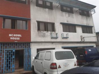3 Bedroom Flat (office Use), Ikorodu Road, Idiroko, Anthony, Maryland, Lagos, Flat for Rent