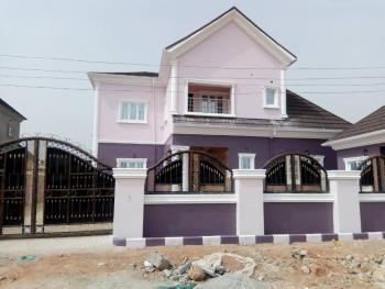 4 Bedroom Detached House, in an Estste at Lugbe, Lugbe District, Abuja, Detached Duplex for Sale