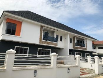 Newly Built 5 Bedroom Semi Detached Duplex with B.q, Ikate Elegushi, Lekki, Lagos, Semi-detached Duplex for Sale