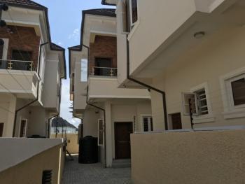 Lovely 4 Bedroom Semi Detach Duplex, Chevron, Lekki, Lagos, Semi-detached Duplex for Sale