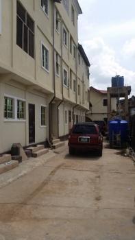Neatly Built 2 Bedroom, Akerele Estate (iyanu Oworo Bustop Fro Island), Oworonshoki, Kosofe, Lagos, Flat for Rent