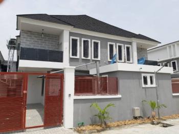 Exquisite 4 Bedroom Semi - Detached House, Lafiaji, Lekki, Lagos, Semi-detached Duplex for Rent