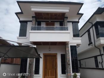 Massive 5 Bedroom Duplex with Bq, Chevy View Estate, Lekki, Lagos, Detached Duplex for Sale