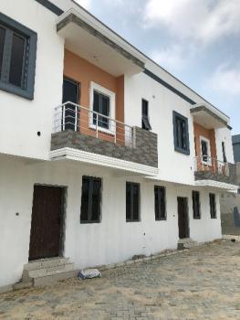Newly Built 3 Bedroom Terrace Duplex with B.q, By Lekki 2nd Toll Gate, Lekki, Lagos, Terraced Duplex for Sale
