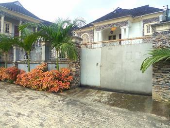 Elegant 4 Bedroom Duplex in a Secure Estate, Ibinye Estate, Woji, Port Harcourt, Rivers, Detached Duplex for Sale
