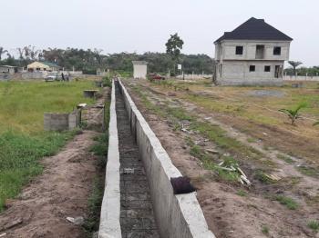 Prime Plots of Land for Sale at Edge Villa Estate, Eleko, Behind Amen Estate Phase 1, Eleko, Ibeju Lekki, Lagos, Residential Land for Sale