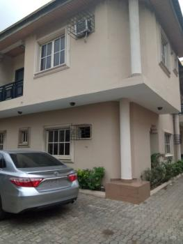 Executive 4 Bedroom Terrace Duplex with Bq, Gra, Magodo, Lagos, Terraced Duplex for Rent