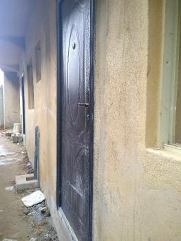 Newly Built Self Contained, Abiodun Street, Onipanu, Shomolu, Lagos, Self Contained (single Rooms) for Rent