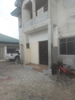a Decent 1 Bedroom Flat in a Decent Compound, Treasure Estate, By Power Encounter Rumuodara, Port Harcourt, Rivers, Mini Flat for Rent
